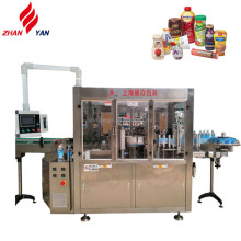 Automatic OPP/BOPP Labeling Machine For Round Bottles
