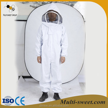 Good price safety clothing cotton bee suit for beekeeping protection