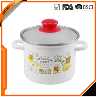 Top selling in alibaba China supplier factory sale baked enamel cookware