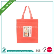 Professional image printing non woven wine tote bag wholesale