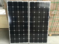 Sunpower 160W Mono solar panel China cost price supplier