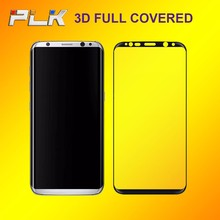 Wholesale Clear Anti Explosion Glass Film Screen Protector, Smartphone Parts Screen Guard For Galaxy S8/S8 Plus