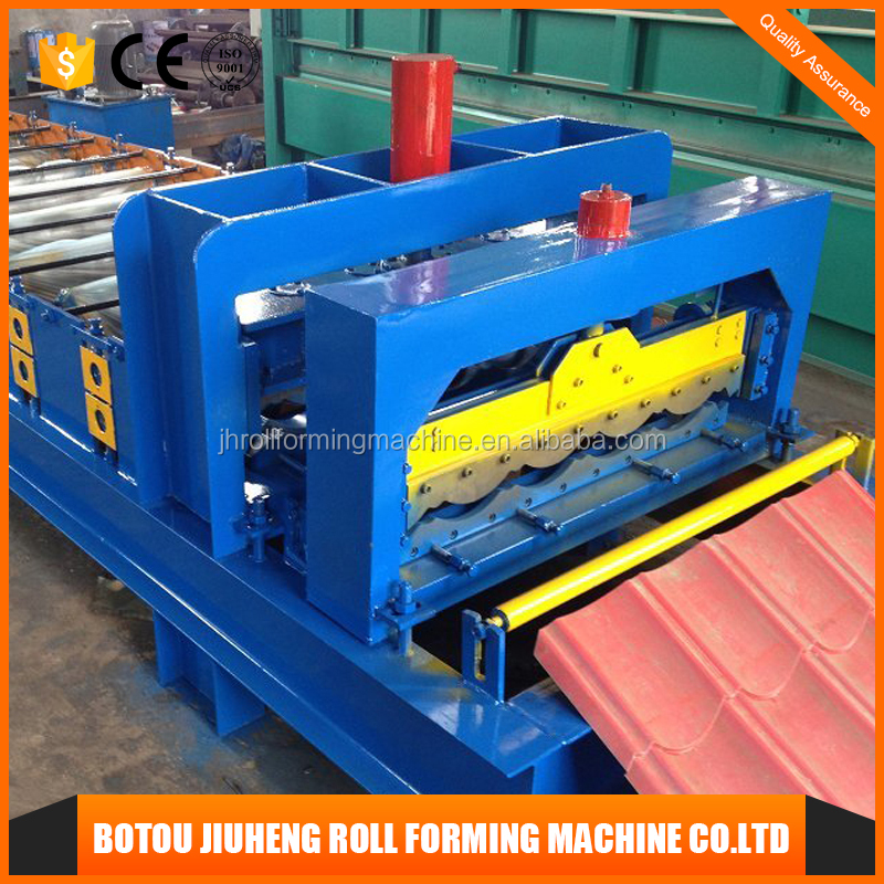 Most Popular Metal interlocking Tiles Making Machine for Steel Building