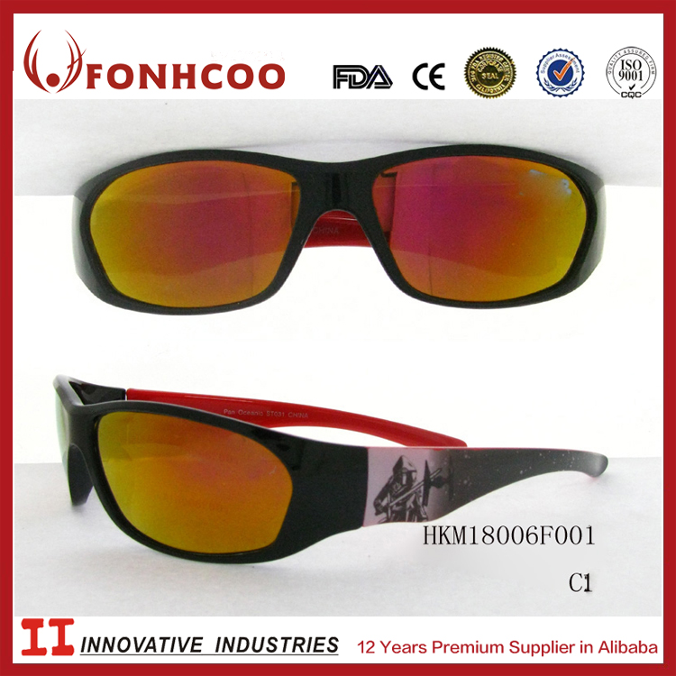 FONHCOO Brand Factory Very Cool Low Price High Quality Creative Kids Metal Sunglasses