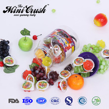 New design ball shaped fruit jelly