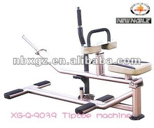 Names of exercise tiptoe machine