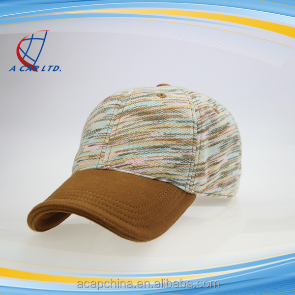 Custom-Made Logo 100% Acrylic Baseball Cap/Hat Baseball Cap Without Logo