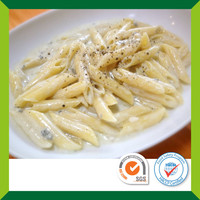 Home Wholesale Low Calorie cream sauce konjac Penne