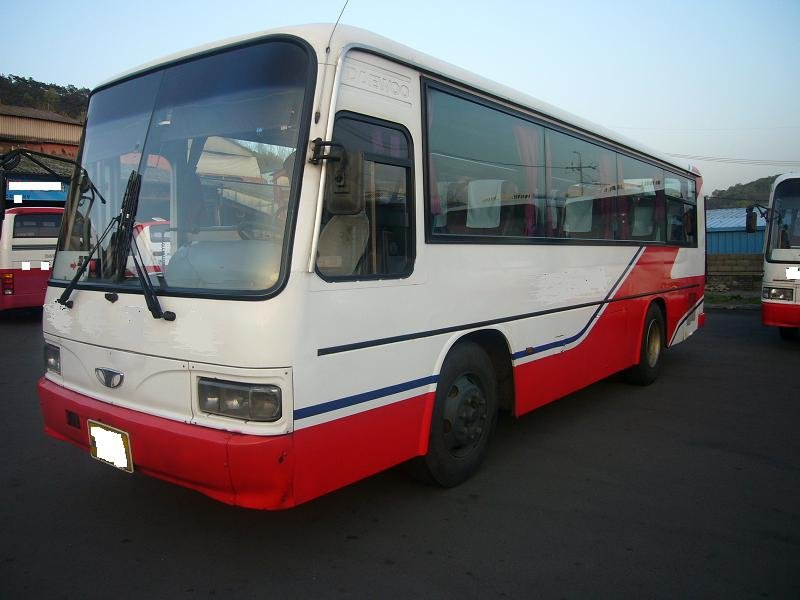 used daewoo mini bus,35seats,daewoo bh090bus,daewoo bs090bus