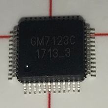 Video digital to analog converter IC for video encoding GM7123C GM7123 HDMI to VGA digital <strong>RGB</strong>