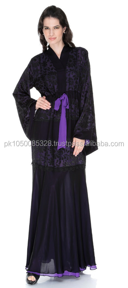 Stylish and Elegant Abaya Designs