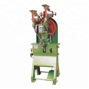 Automatic Grommet Eyelet Punching Machine for Shoes/Belt/Hangbags/Garments From GuangDong
