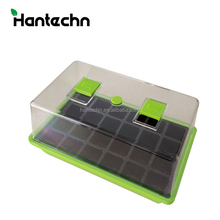 plastic nursery seed cell plug trays for green house seeding tray
