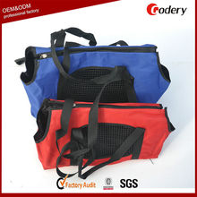 High quality pet pocket dog carrier bag