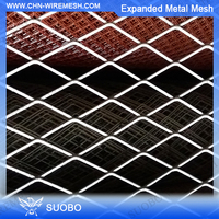 New products on china decorative expanded metal mesh philippines supplier