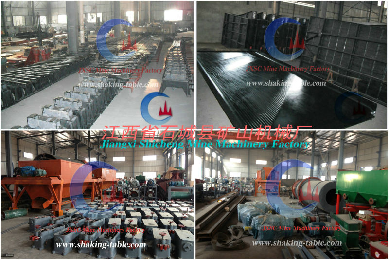 Best Price Tin Ore Separator Machine for Tin Ore Separate