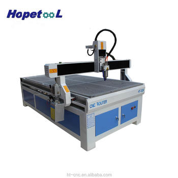ISO ,CE certificated CNC Router Machine HT-1224 04