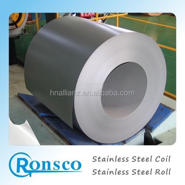 Good surface ss 430 ba finish stainless steel coil and 8cr13mov stainless steel coil sheet in China