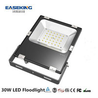 Led flood lamp 30w portable rechargeable led flood light