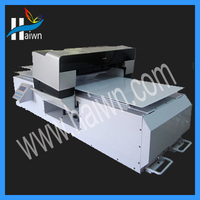 Digital flatbed printer Pencil printer / metal /photo abulm Eco solvent wide format wood printer
