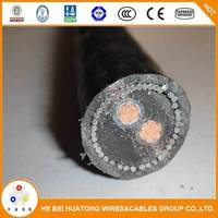 0.6/1kv low voltage 4 core 25mm2 copper conductor XLPE insulated PVC sheathed power cable