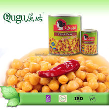 Canned chick peas/bean in can with factory price for sale for sale
