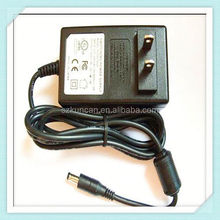 Shenzhen OEM 27W 3A LED driver/AC DC Supply /27W 9V Power Adapters with EU/UK/US plug