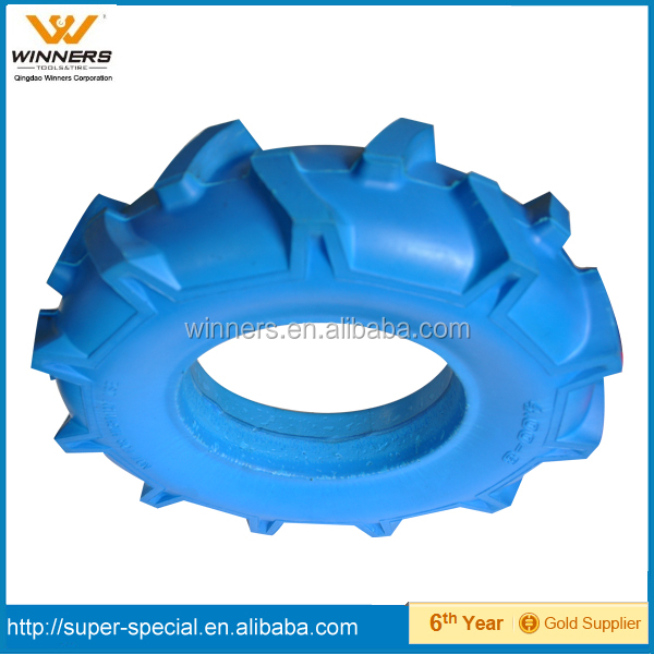 Good quality 4.00-8 PU foam filled agricultural tire