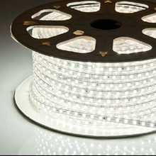High Voltage UL Listed Waterproof 220V 16.4FT Roll 80RA CRI 5050 SMD LED Tape LED Strip