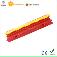 Cheap China wholesale 2 channel plastic cable protector