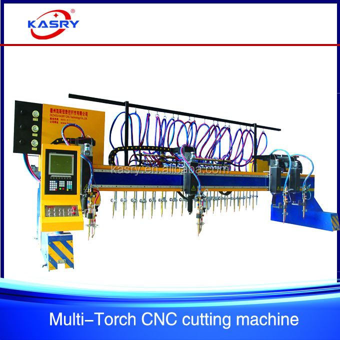 Cheap chinese portable cnc plasma flame cutting machine with generator KR-PL