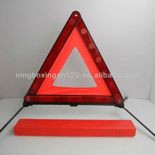 New Roadside Emergency Warning Triangle KIT