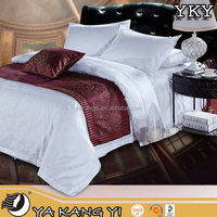 Cotton Cheap Cost Hotel Motel Bedding Set