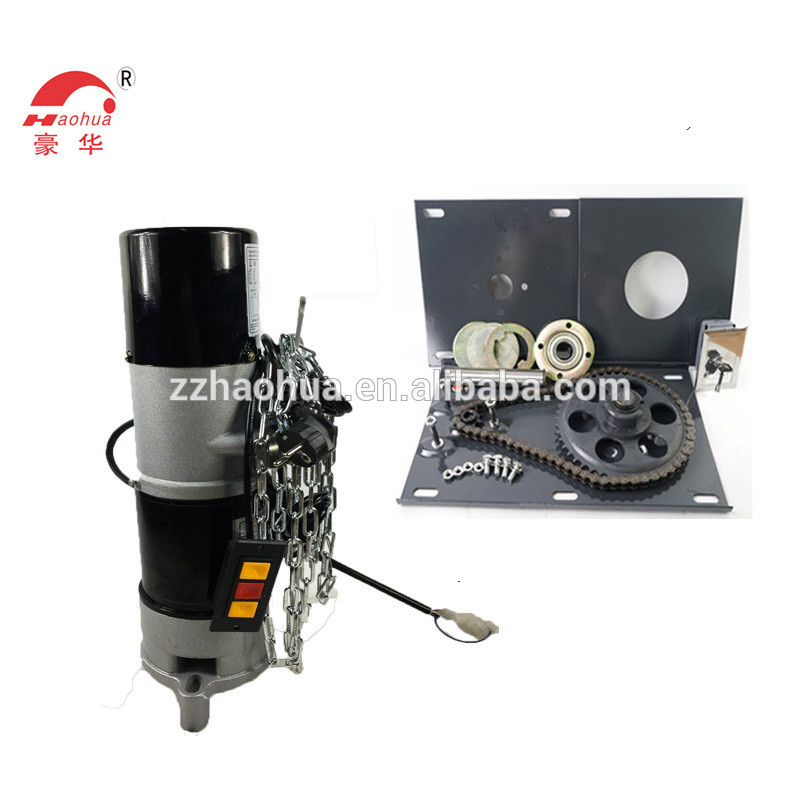 Direct Drive Electric Roller Shutter Door Motor