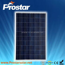 Prostar 100w thin film solar panels