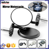 BJ-RM-024 Dirt bike Rear View Mirror for Suzuki motorcycle side view mirror for Kawasaki