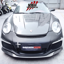 DarwinPRO 991 GT3 Style Carbon Fiber Body Kit for Carrera 911 997