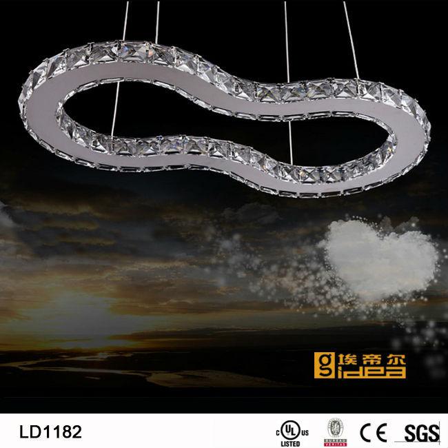 Bella Glass Pendant LightsBest Lighting For Jigsaw