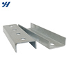 Cold Formed Metal Profile Hot Dip Perdorted Stainless Steel U Channel