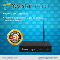Yeastar TG400 Asterisk VoIP GSM Gateway with 4 GSM Ports