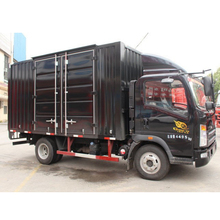 HOWO Light Truck For Sale Single/Double Cabin Cheap Price