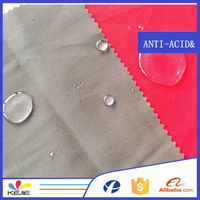 EN11611 Proban finished waterproof fire resistant fabric Heat resistant PTFE fabric ptfe coated fabric