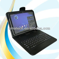 "OTG Mini Micro USB Keyboard Case Cover For Android Tablet 10.1"" 9.7"" 9"" 8"" 7"""