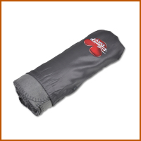 Wholesale Protable Micro Fleece Travel Blanket