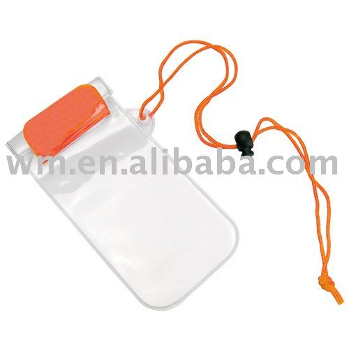 Hot and best selling 100% sealed waterproof mobile phone pouch