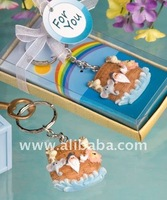 Noah and Friends Collection Key Chain