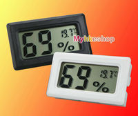 Digital LCD Hygrometer Temperature Humidity Meter Thermometer -50~70C 10%~99%RH