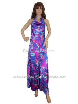 2752 Satin Printed jumpsuitsTrouser Dresses jump suit Ropa Vetement Babacool Hindu Ropa beachwear cloth