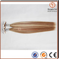 Wholesale price no tangle remy human super tape hair extensions
