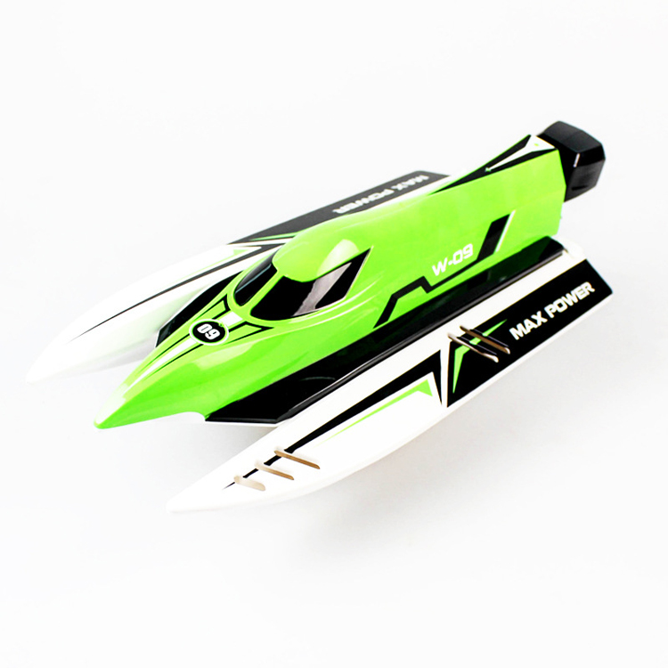 Newest toys!WL915 2.4g powerful rc boat brushless with 45km/h high speed